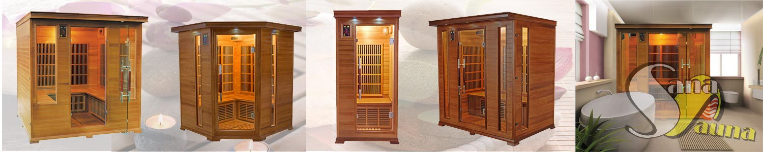 Infrared Saunas LUXE